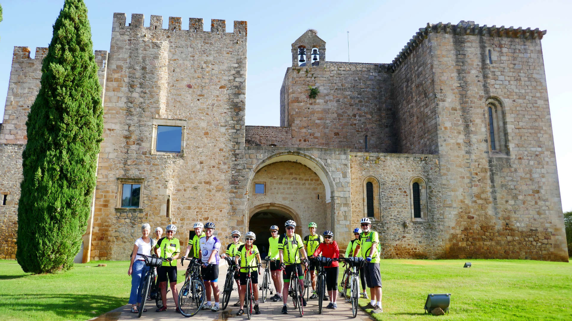 Cycling vacation in Europe - Portugal Monastery Bike Tour