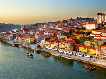 portugal bike tours along the silver coast Porto to Aveiro