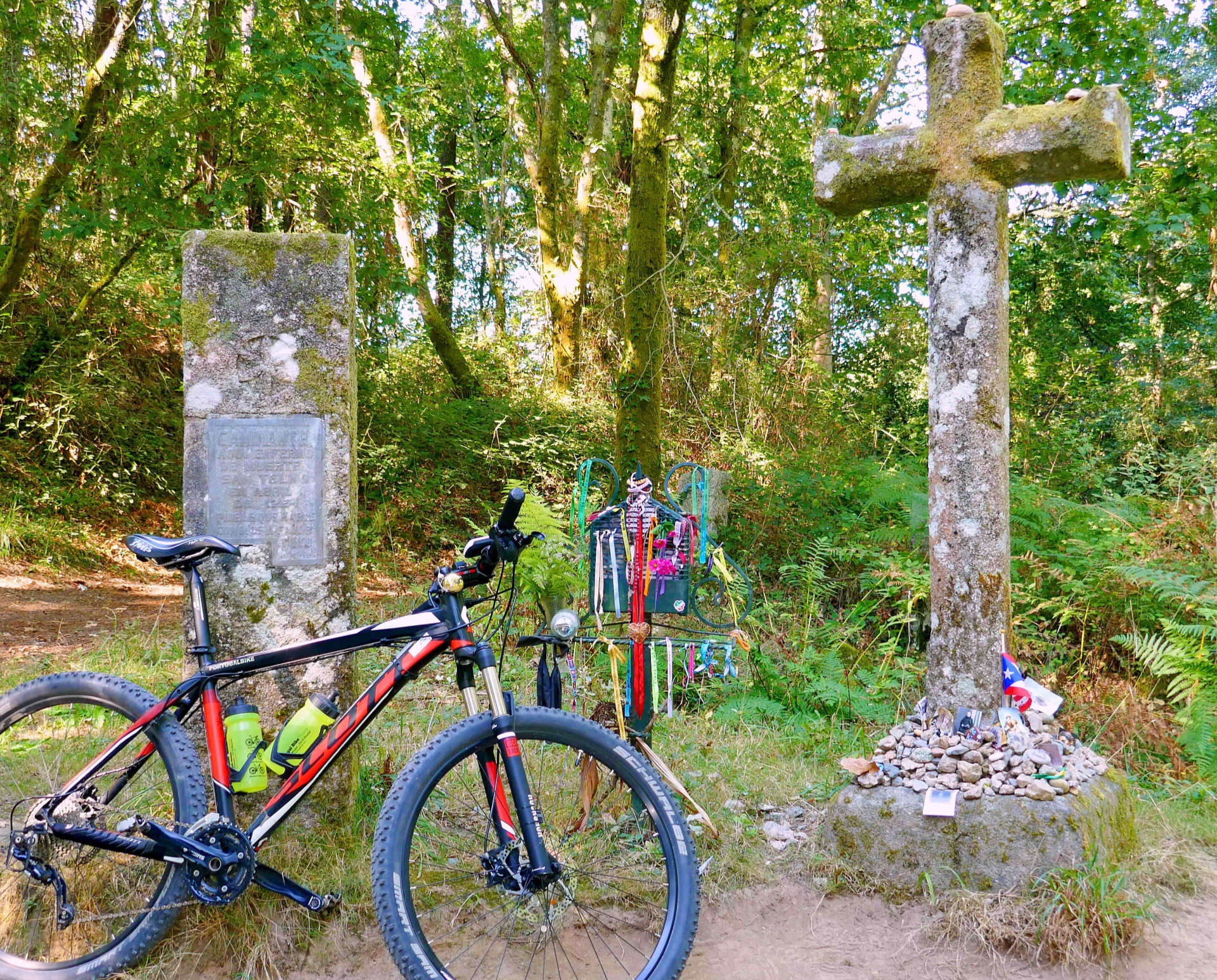 Cycling the Camino de Santiago, old pilgrimage routes