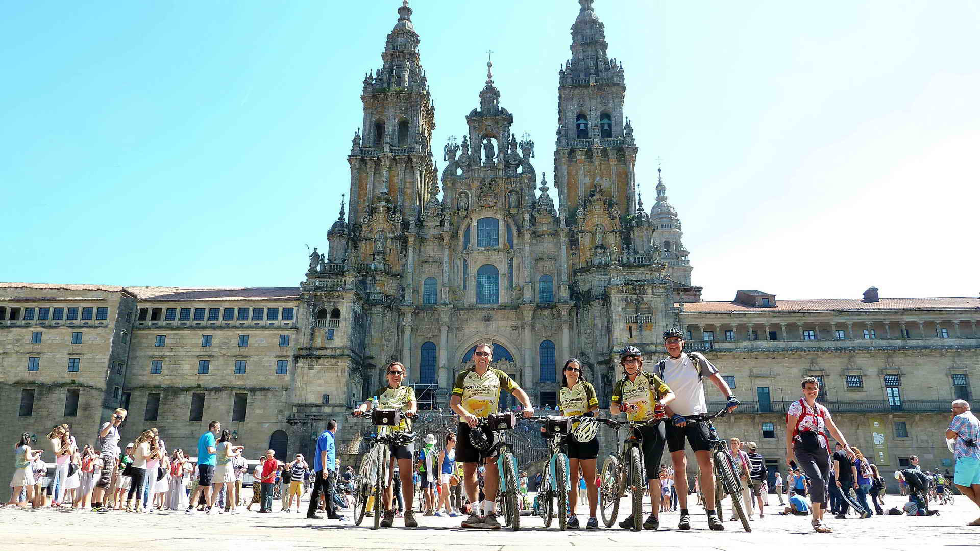 Cycling the Camino de Santiago, one of the World's oldest pilgrimage routes