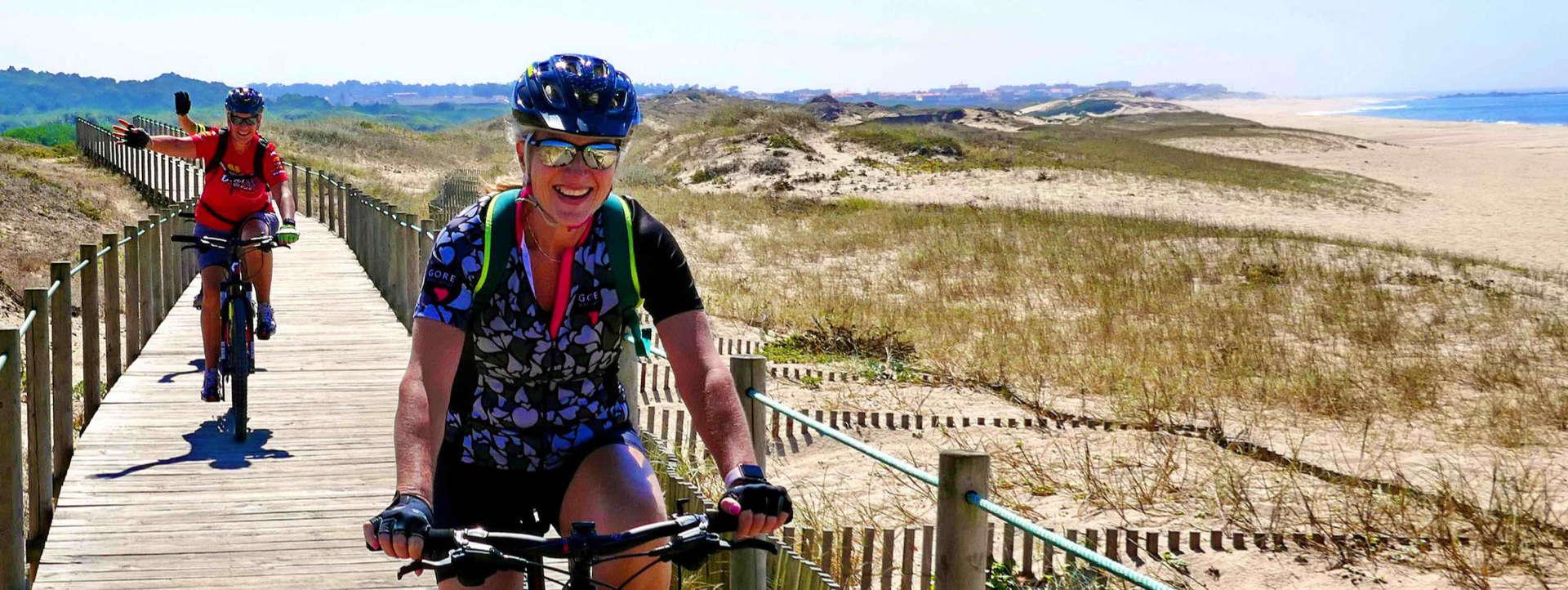 Cycling the Camino de Santiago, portuguese coastal way