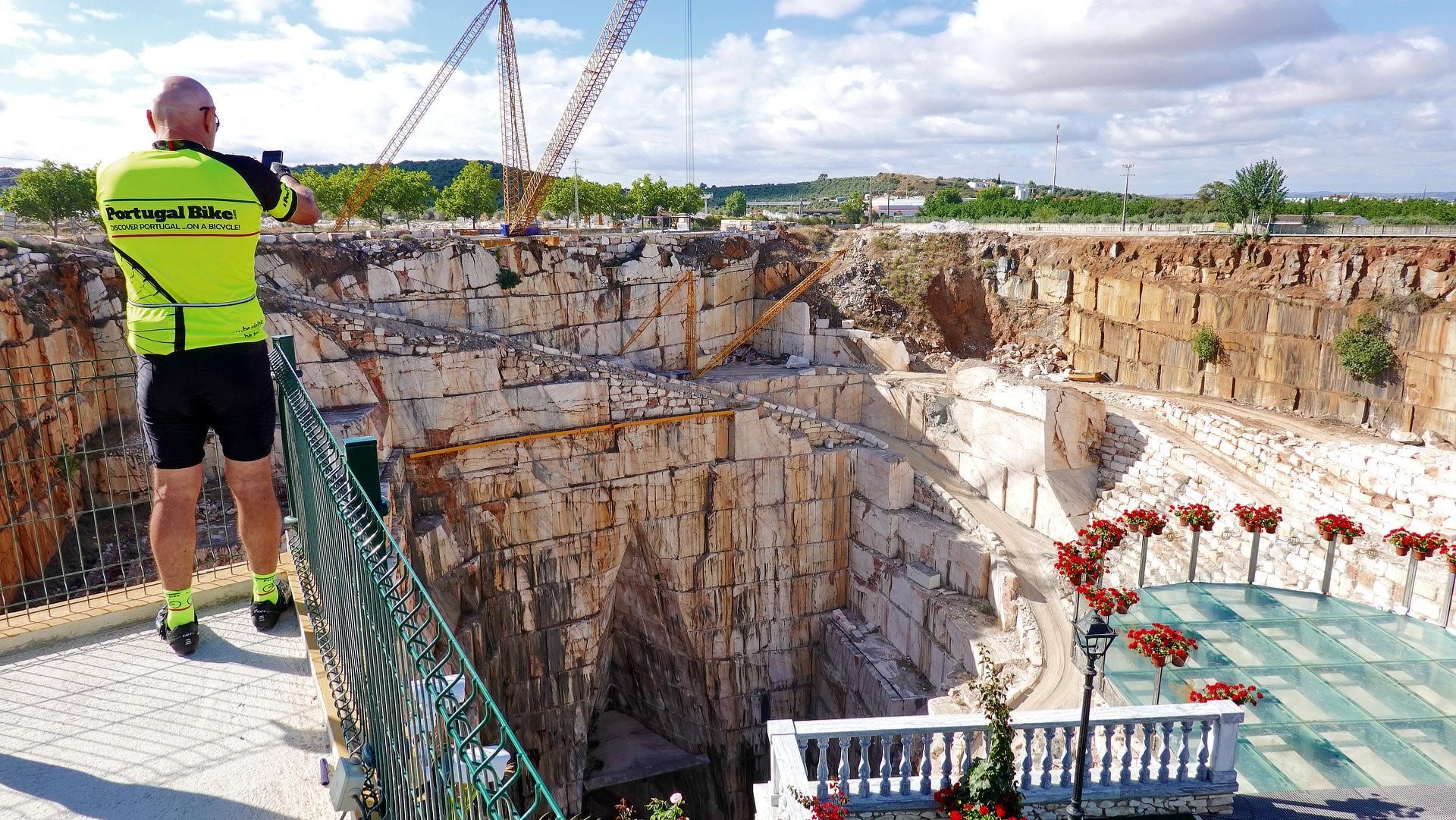 Alentejo Region Marble Quarries