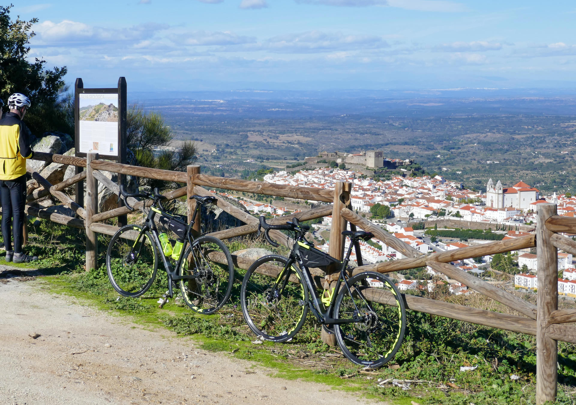 Cycling the Alentejo Wine Region Open Views