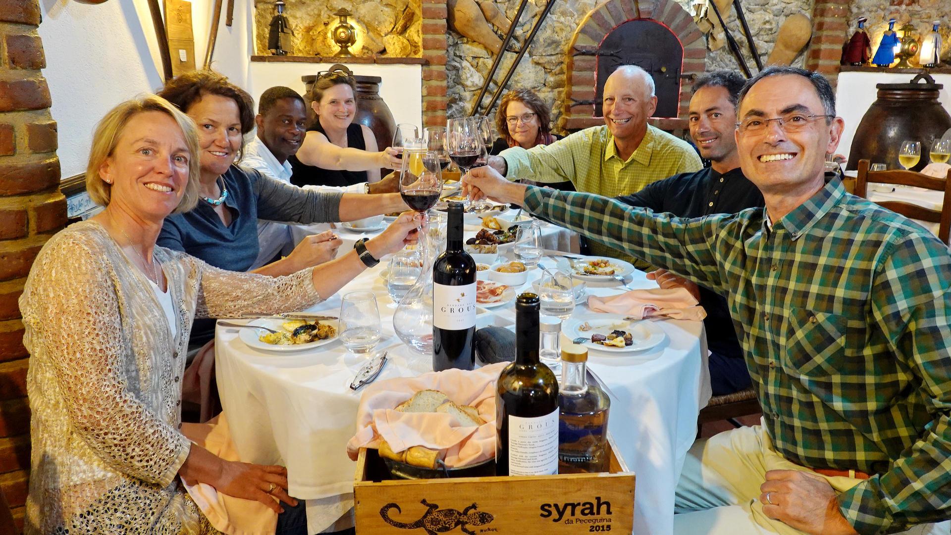 Cycling the Alentejo Wine Region at The Restaurant