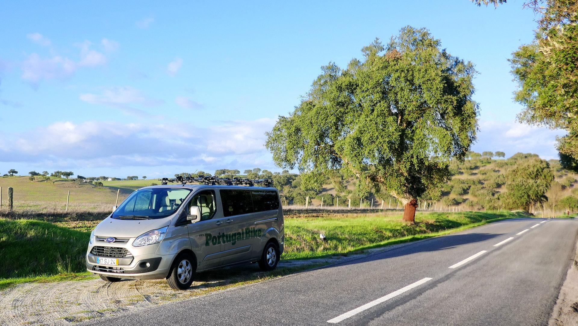 Portugal Bike Vans