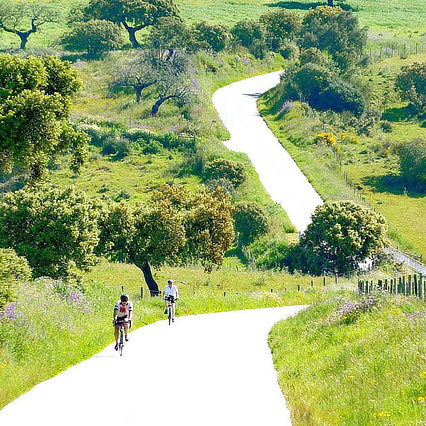 Cycling Holidays in Portugal Alentejo Instagram