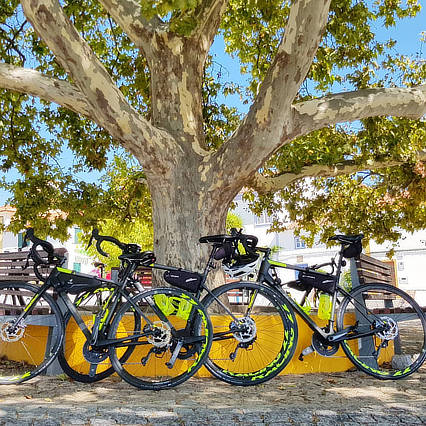 Cycling Holidays in Portugal Carbon Bikes Instagram