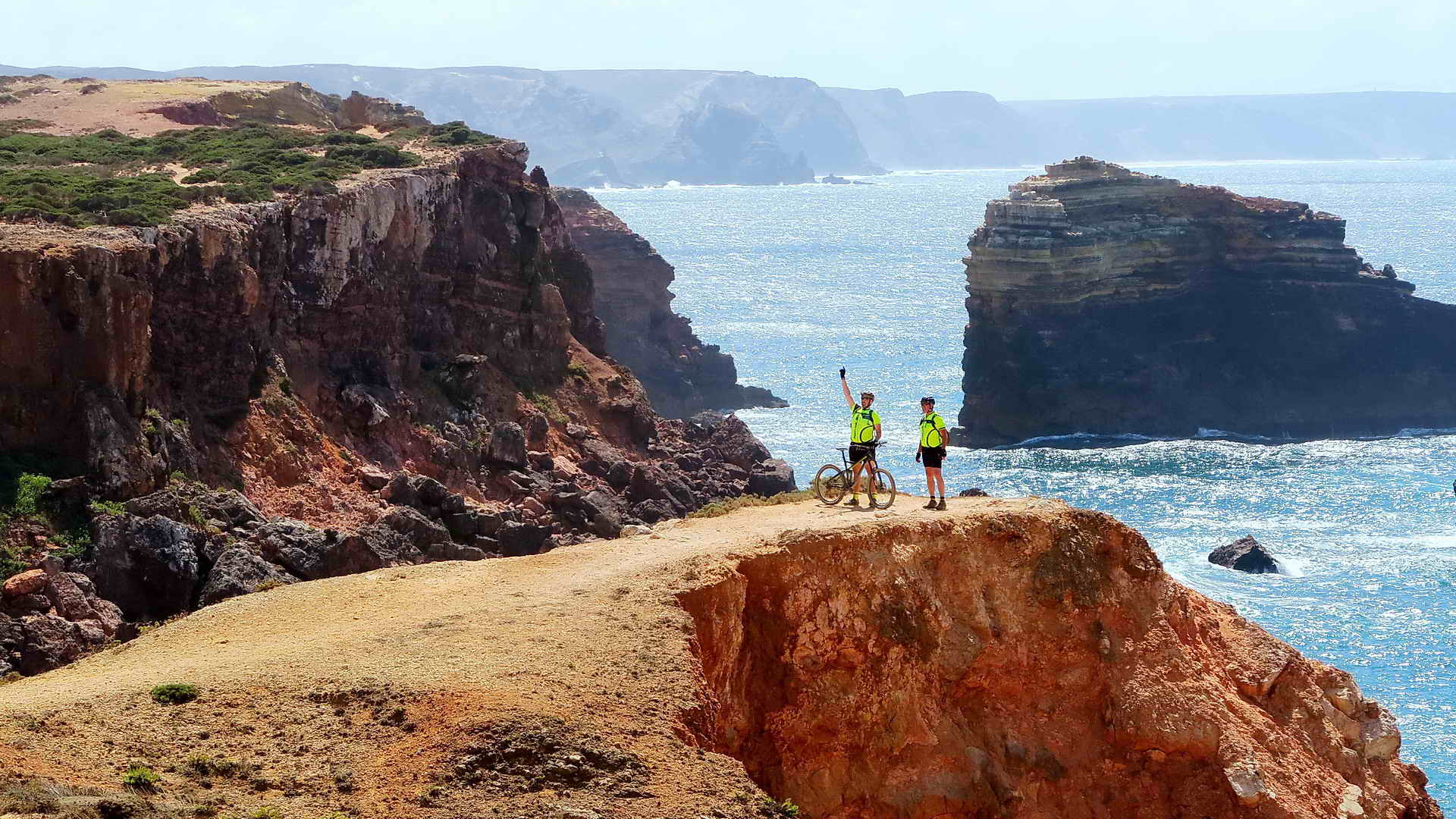 Self Guided Cycling in Portugal - Wild Algarve Coast