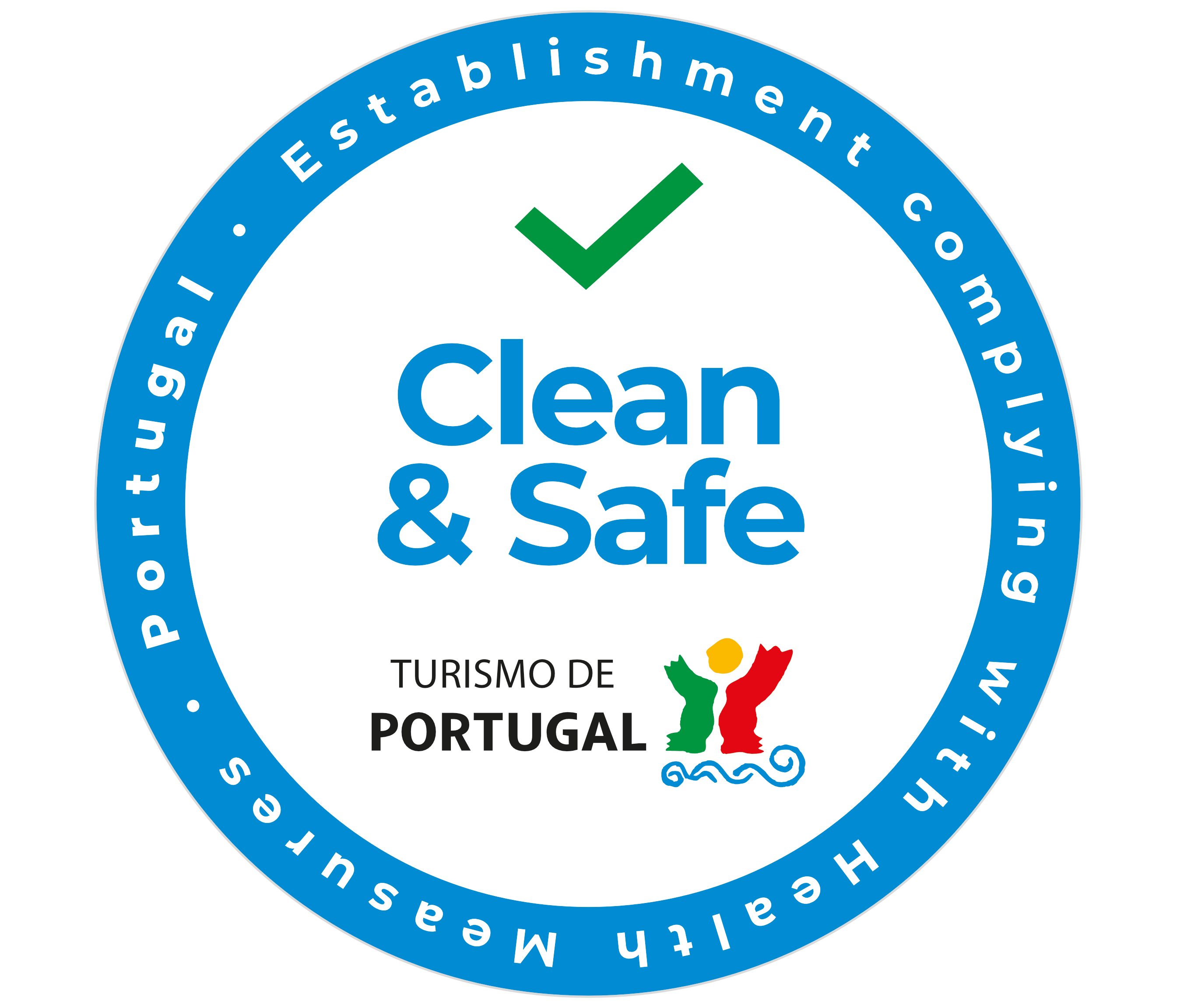Stamp Clean and Save Portugal Bike Tours Turismo de Portugal